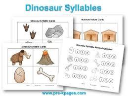 dinosaur theme activities in preschool