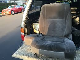 Toyota 60 40 Bench Seat 1st Gen 60 40 Bench Seats Tacoma World
