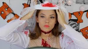 unsuccessful wedding halloween makeup tutorial video dailymotion