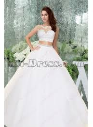quinceanera dresses 2016 fantastic 2 pieces white quinceanera dress 2016 1st dress