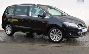 used seat alhambra people carrier for sale motors co uk