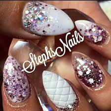 91 best stephanie rochester nails images on pinterest acrylic
