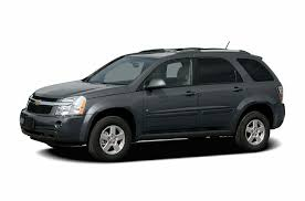 2007 chevrolet equinox new car test drive