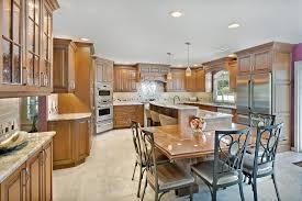 multi level kitchen island home design