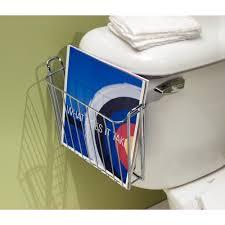 Bathroom Wall Magazine Rack Amazon Com Interdesign Classico Newspaper And Magazine Rack For