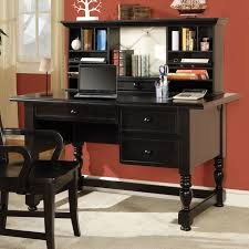 black desk with hutch black desk hutch incredible latest computer with office furniture