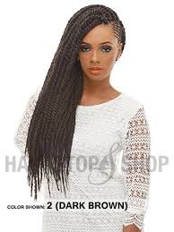 grey marley braiding hair janet collection noir 3x afro twist braid value pack brunch