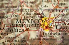 Mexico City Mexico Map by The Much Maligned Chilango U2013 Mexperience