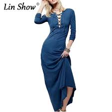 t shirt style maxi dress v neck u2013 woman best dresses