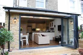 small rear extension kitchen google search small house ideas