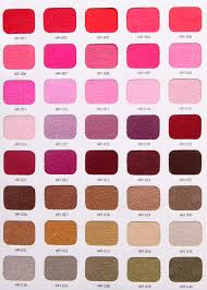 colour shades with names different shades of pink color chart shades of pink color chart