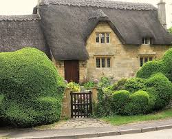 The Cotswolds Cottages by Irish Stone Cottage Cottage In The Cotswolds Thatched Roof