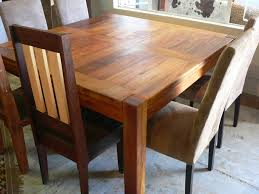Natural Wood Dining Room Sets Natural Wood Dining Tables