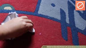 Get Nail Polish Out Of Rug 5 Ways To Get Nail Polish Off Just About Any Surface Wikihow