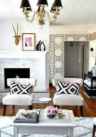 Mixed Patterns by 23 Ways To Mix Patterns In Your Home Decor Brit Co