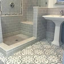 bathroom floor tiling ideas mosaic bathroom floor tile saltandhoney co