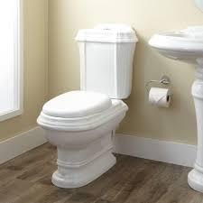 Bathroom Water Outlet Julian Dual Flush European Rear Outlet Toilet Two Piece