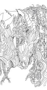 42 coloring horses images coloring books