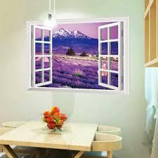 3d Wallpaper Home Decor 2016 New Design Landscape Fake Window 3d Wallpaper Underlay Home