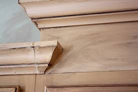 How To Add Crown Molding To Kitchen Cabinets Cutting Crown Molding For Cabinets Best Home Furniture Decoration