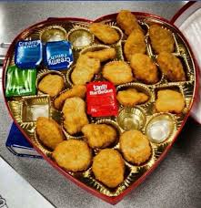Chicken Nugget Meme - this speaks to me you re beautiful you re loved i love you if
