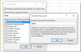 how to protect cell formatting but only allow data entry in excel