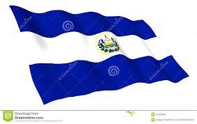 Flag El Salvador Animated Flag Of El Salvador Video Footage 47859494 Megapixl