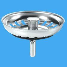 Kitchen Sink Strainer Basket Replacement Kitchen Sink Strainer Basket Installation Drain