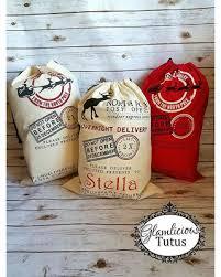 santa sacks find the best deals on santa bag santa sack santa bag burlap bag
