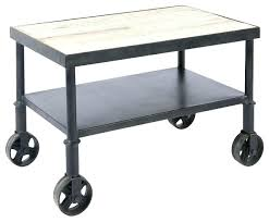 side table on casters side table with wheels enchanting bedside table on wheels for