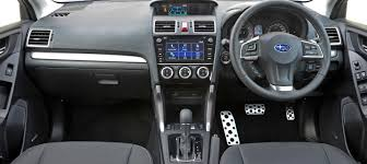 subaru forester interior subaru makes incremental changes to 2015 forester suv carwow