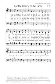 to god the presbyterian hymnal 14 for the of the