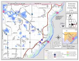 Washington County Tax Map by Township Zoning Maps Chisago County Mn Official Website