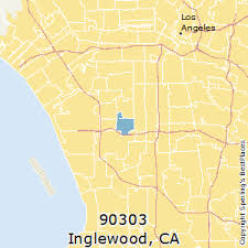 map of inglewood california best places to live in inglewood zip 90303 california