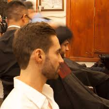 nyc barber men u0027s haircuts u0026 shaves at barber u0027s blueprint near me