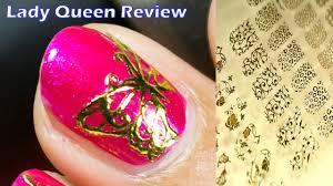 tutorial 3d nail sticker decal tutorial dendiva youtube