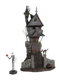 the nightmare before christmas home decor the nightmare before christmas jack skellington house figure set