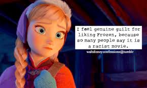 Disney Frozen Meme - walt disney confession disney s frozen whitewashing controversy