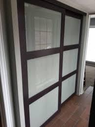 Frosted Closet Sliding Doors Modern Closet Door Modern Closet Sliding Doors Bi Fold Doors 26410