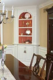 Small Corner Cabinets Dining Room Built In Corner China Cabinet For The Home Pinterest Corner