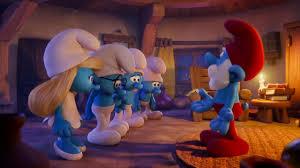 smurfs lost village weak reboot boys blue