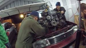 ls swap cressida part 1 the cressidude couple of jerks youtube