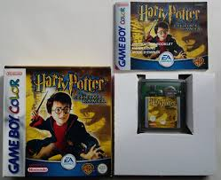 harry potter et la chambre des secrets gba gbc harry potter en de geheime kamer the chamber of secrets