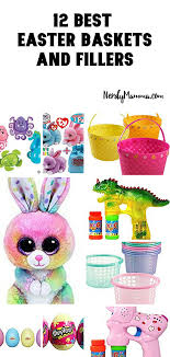 best easter baskets 12 best easter basket and fillers nerdy mamma