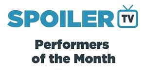 of the month performers of the month october polls