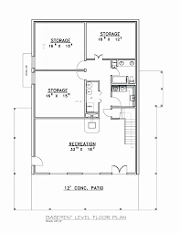 basement home plans home plans with finished walkout basement lovely house plans with