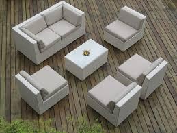 ohana collection pn0703awt 7 piece outdoor patio sofa sectional