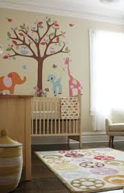 White Nursery Decor by Baby Nursery Attractive Image Of Baby Nursery Room Decoration