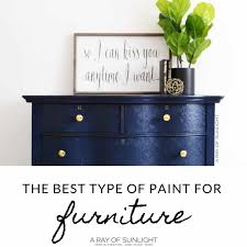what is the best type of paint to use on slate the best paint for furniture