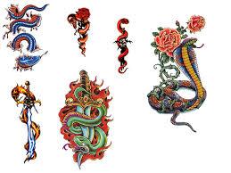 snake tattoos by lishlye on deviantart